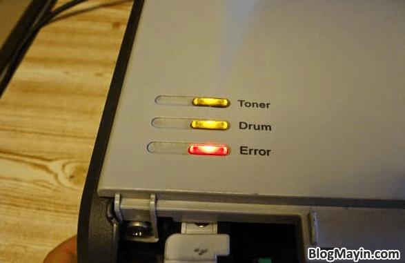 Hướng dẫn sửa lỗi Máy in không nhận được lệnh in + Hình 2