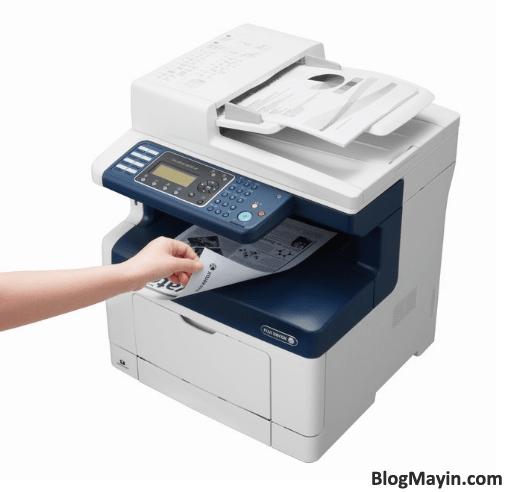 Những ưu điểm tốt nhất của Máy in Laser do hãng Fuji Xerox sản xuất + Hình 3