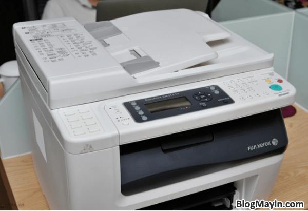 Giới thiệu dòng máy in di động tốt nhất của hãng Fuji Xerox + Hình 3