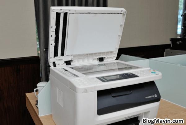 Giới thiệu dòng máy in di động tốt nhất của hãng Fuji Xerox + Hình 4