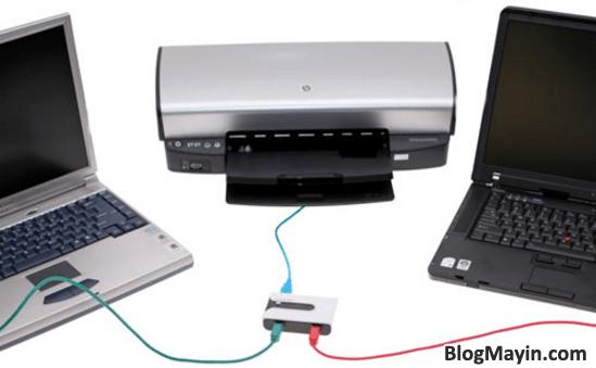 Cách kết nối máy tính với máy Photocopy + Hình 2