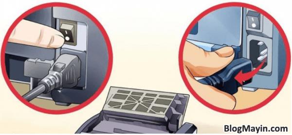 Hướng dẫn kết nối Máy Photocopy thông qua mang Local Area NetWork + Hình 3