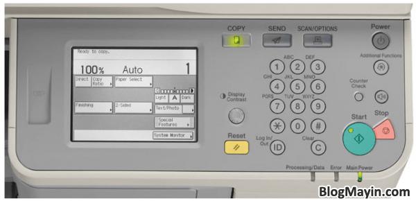 Hướng dẫn sử dụng máy photocopy hiệu quả nhất + Hình 3