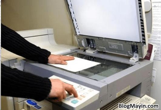 Hướng dẫn sử dụng máy photocopy hiệu quả nhất + Hình 5