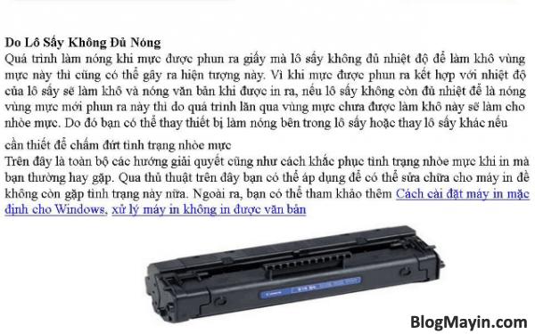 Sửa các lỗi máy in thường xuyên gặp phải tại nơi làm việc, tại nhà + Hình 4