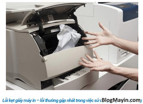 Sửa các lỗi máy in thường xuyên gặp phải tại nơi làm việc, tại nhà + Hình 6