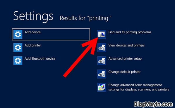 Sửa các lỗi máy in thường xuyên gặp phải tại nơi làm việc, tại nhà + Hình 8