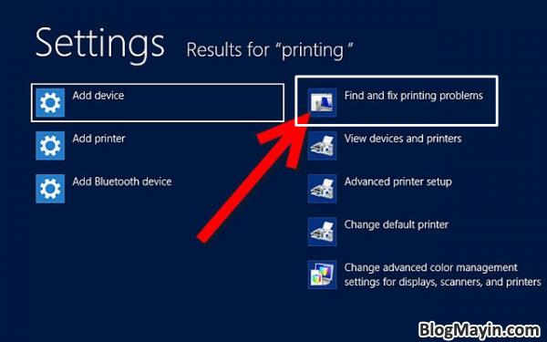 Hướng dẫn khắc phục lỗi máy in không nhận được lệnh in + Hình 2