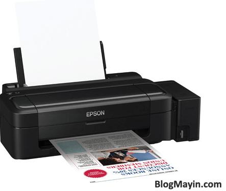 Hướng dẫn sửa lỗi Printer Epson L110 nháy hai đèn đỏ cùng một lúc + Hình 3