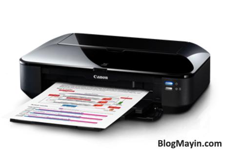 Hướng dẫn Reset lại Printer Canon IX-6560 + Hình 2