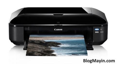 Hướng dẫn Reset lại Printer Canon IX-6560 + Hình 3
