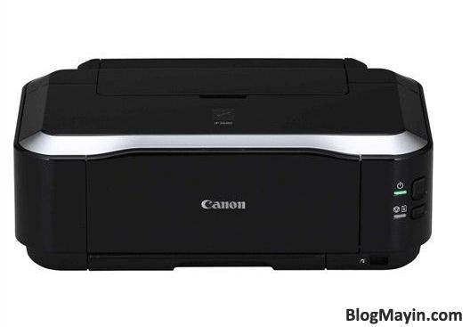 Dựa vào số lần mà đèn nháy trên máy in Canon IP-3680 và đoán ra lỗi + Hình 2