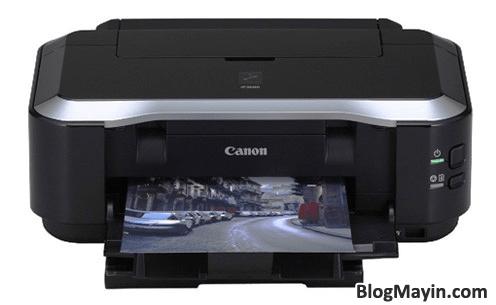 Dựa vào số lần mà đèn nháy trên máy in Canon IP-3680 và đoán ra lỗi + Hình 3