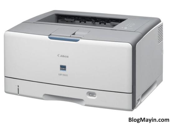 Máy in Canon LBP 3500 và hướng dẫn sửa lỗi bị kẹt giấy + Hình 2