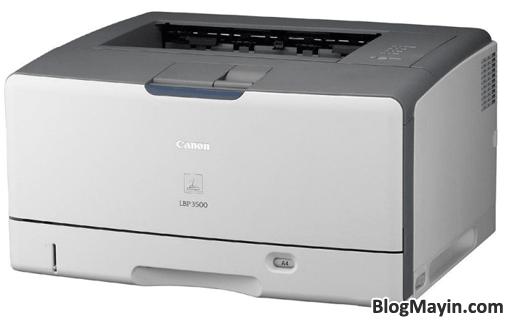 Máy in Canon LBP 3500 và hướng dẫn sửa lỗi bị kẹt giấy + Hình 5
