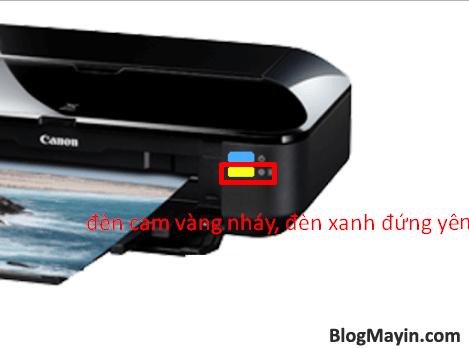 Máy in Canon IX6560 và Bảng mã báo lỗi của nó + Hình 4