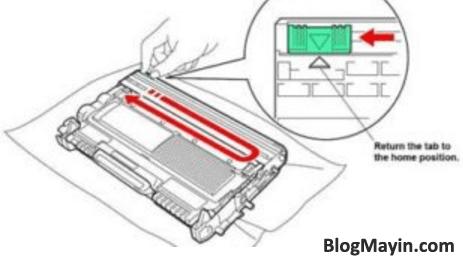 Khắc phục lỗi máy in HP 5200 bị lỗi