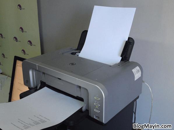 Hệ thống Bảng mã báo lỗi thường gặp trên Printer Canon IP4200 + Hình 2