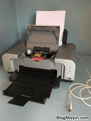 Hệ thống Bảng mã báo lỗi thường gặp trên Printer Canon IP4200 + Hình 4
