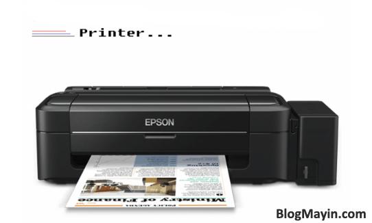 Hướng dẫn sửa một số lỗi thường xuyên gặp trên máy in Epson + Hình 3