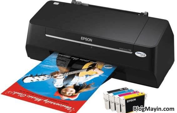 Hướng dẫn sửa một số lỗi thường xuyên gặp trên máy in Epson + Hình 9