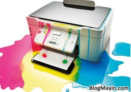 Sửa lỗi máy in bị tràn mực một cách hiệu quả nhất + Hình 2