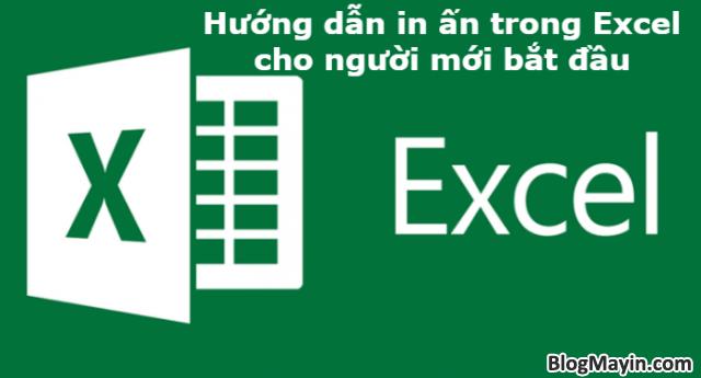 Hướng dẫn in ấn trong Excel cho người mới bắt đầu + Hình 1