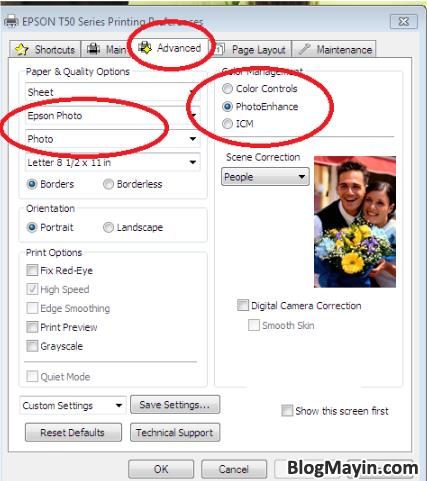 Hướng dẫn cách in đúng màu trên màn hình máy Vi tính cho người mới + Hình 3