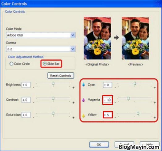 Hướng dẫn cách in đúng màu trên màn hình máy Vi tính cho người mới + Hình 6