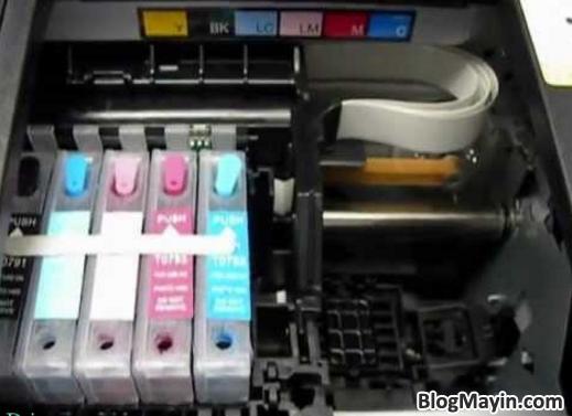 Cách cài đặt Driver máy in Epson Artisan 1430 nâng cấp lên Epson L1800 + Hình 3