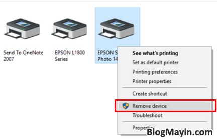 Cách cài đặt Driver máy in Epson Artisan 1430 nâng cấp lên Epson L1800 + Hình 15