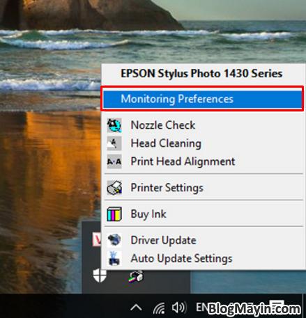 Cách cài đặt Driver máy in Epson Artisan 1430 nâng cấp lên Epson L1800 + Hình 18