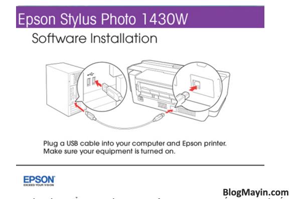 Hướng dẫn cài đặt Driver máy in Epson Artisan 1430 cho người mới + Hình 7