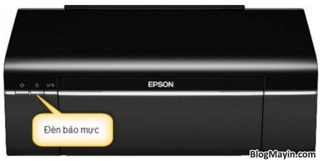 Hướng dẫn Reset Level mực của máy in Epson L800 + Hình 8