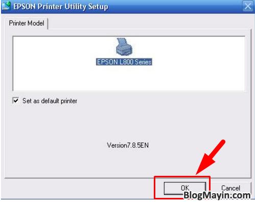 Hướng dẫn tải và cài đặt Driver máy in Epson L800 trên Windows + Hình 2