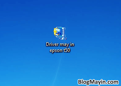 Hướng dẫn cài đặt driver máy in Epson T50 và T60 cho người mới + Hình 2