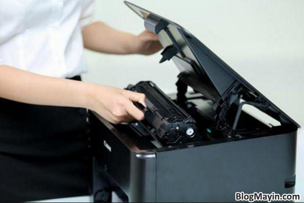 Sửa lỗi kẹt giấy máy in phun siêu tốc HP Officejet Pro X451DW + Hình 2