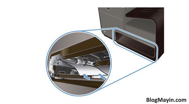 Sửa lỗi kẹt giấy máy in phun siêu tốc HP Officejet Pro X451DW + Hình 9