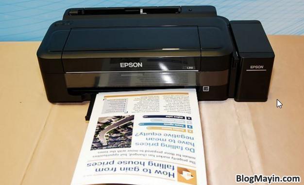 Các lỗi thường gặp trên máy in Epson và Cách sửa lỗi đó + Hình 3