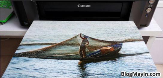 Đánh giá Canon Pixma Pro 100 - Dòng Máy in ảnh chuyên nghiệp + Hình 4