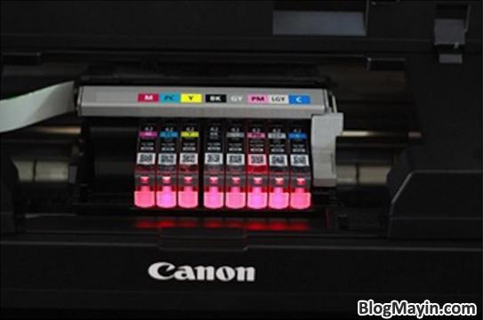 Đánh giá Canon Pixma Pro 100 - Dòng Máy in ảnh chuyên nghiệp + Hình 6