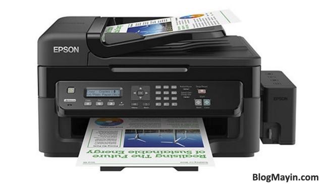 Hãng máy in EPSON ra mắt dòng máy in liên tục Model 2013 + Hình 6