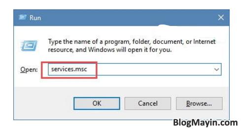 Hướng dẫn sửa lỗi máy in không nhận được lệnh in trên máy tính + Hình 11
