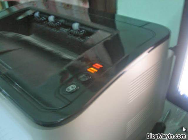 Hướng dẫn sửa lỗi máy in nhấp nháy đèn hoặc không sáng + Hình 2