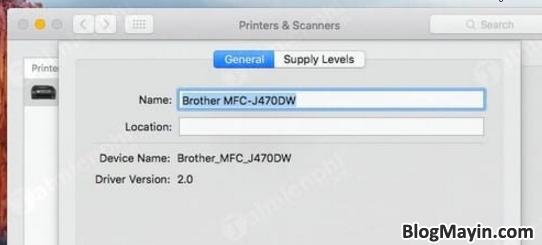 Những cách sửa lỗi máy in trên MacBook được áp dụng nhiều nhất + Hình 4