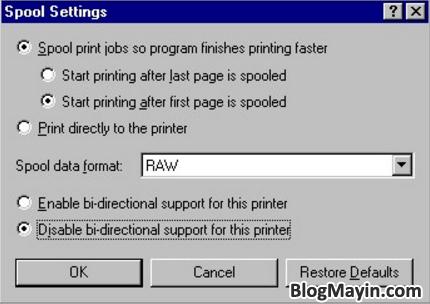 Hướng dẫn sửa lỗi không in ấn được Font Tiếng Việt trên máy in + Hình 3