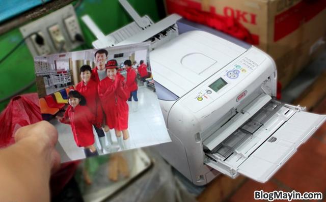 Hướng dẫn bạn mẹo mua máy in tiết kiệm mực khi in ấn + Hình 7