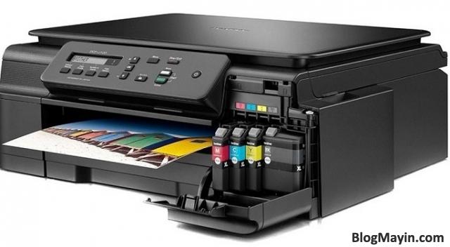 Hướng dẫn bạn mẹo mua máy in tiết kiệm mực khi in ấn + Hình 10