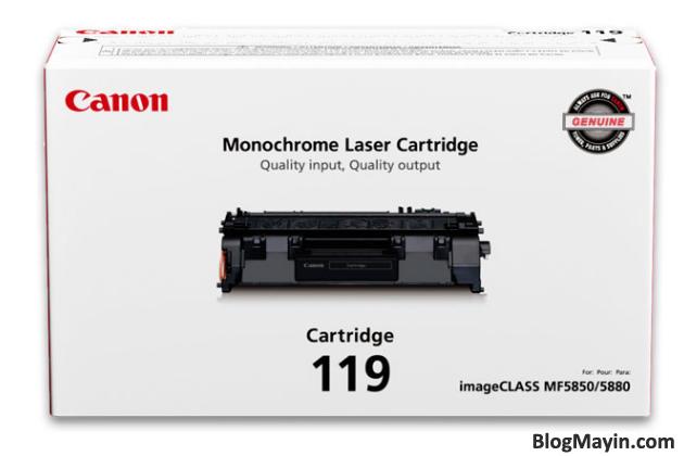 Vài điều cần chú ý khi đổ mực máy in Canon tại nhà + Hình 2