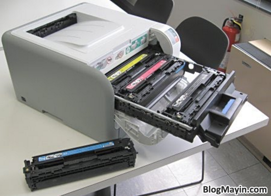 Những điều cần lưu ý khi đổ mực máy in HP tại nhà + Hình 8